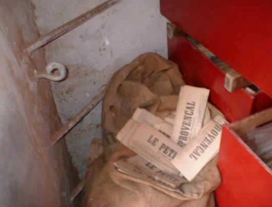 Achat d 39 une collection importante de journaux le provencal le m ridiona - Journal le provencal ...