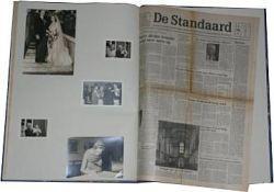 De Verjaardagskrant Schenk Hemhaar De Krant Van Zijn