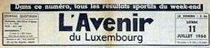 L'avenir du Luxembourg