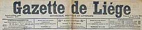 Gazette de Liège