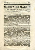 Gazeta de Madrid