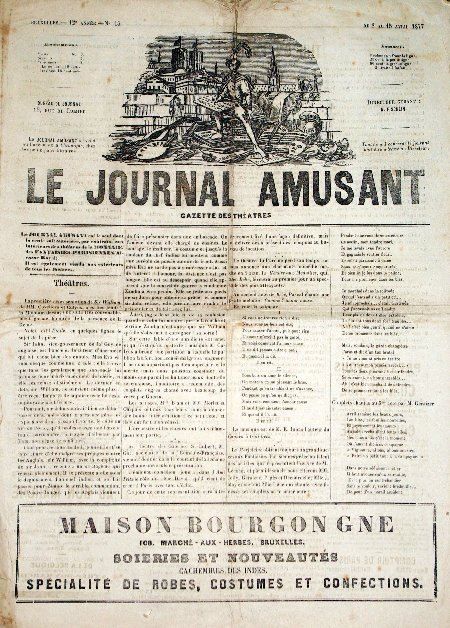 journal Le Journal Amusant