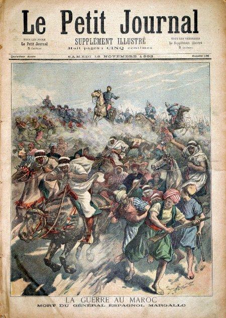 D tails du journal le petit journal illustr du 18 11 1893 - Le journal du 11 metres ...